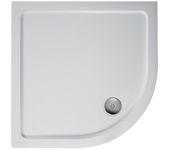 Ideal Standard Idealite Low Profile 800mm Quadrant Flat Top Shower Tray
