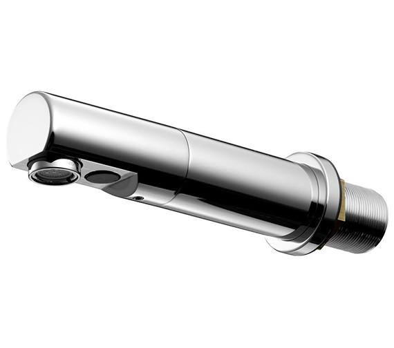 Armitage Shanks Sensorflow 21 150mm Built-In Sensor Wall Spout - Mains