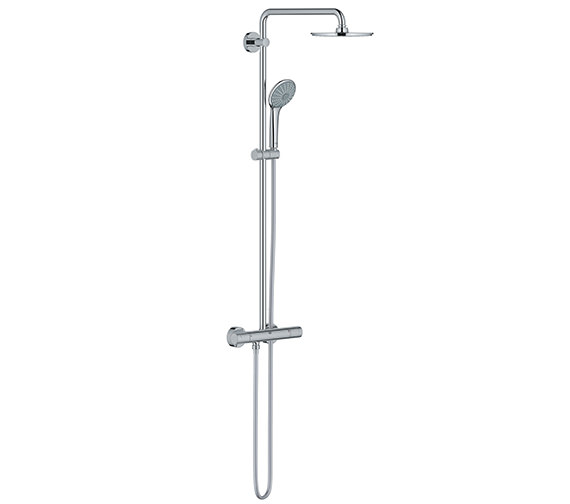 Grohe Euphoria Thermostatic 210 Shower System - 27964000