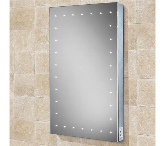 HIB Astral Steam Free LED Illuminated Mirror 500 x 700mm