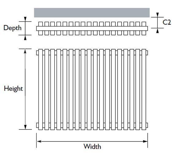 Technical drawing QS-V77020 / NDB 03 1 060081