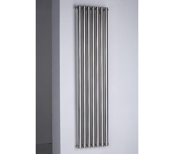 MHS Arc Single Panel Designer Radiator 400x600mm - ARS 03 1 060040