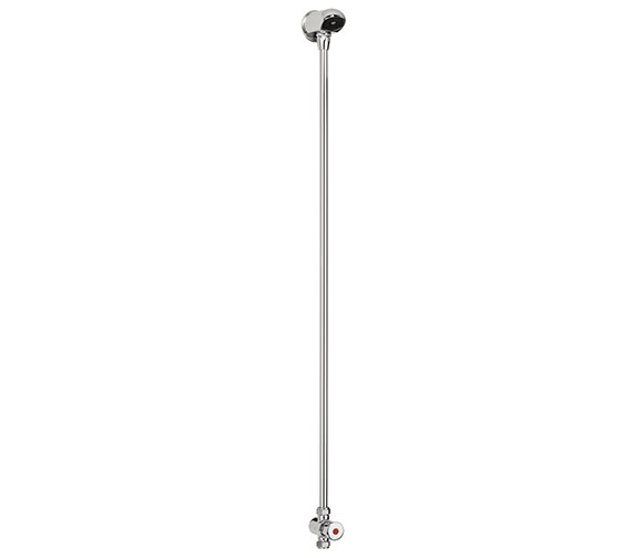 Bristan Gummers Exposed Timed Flow Control Shower With Fixed Head