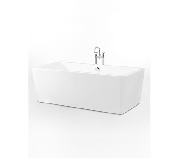 Royce Morgan Althorp Freestanding Double Ended Bath 1750 x 750mm