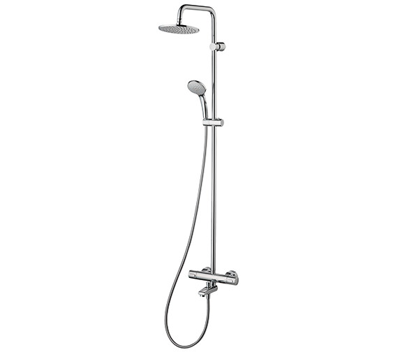 Ideal Standard Ceratherm 100 Exposed Thermostatic Bath Shower Pack