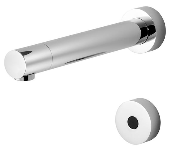 Armitage Shanks Sensorflow 21 Wall Spout 230mm Separate Sensor - Mains - DDA compliant