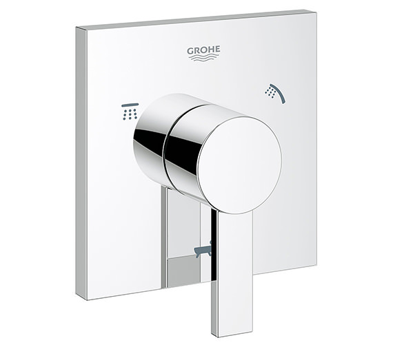 Grohe Spa Allure 5-Way Diverter Without Concealed Body - 19590000