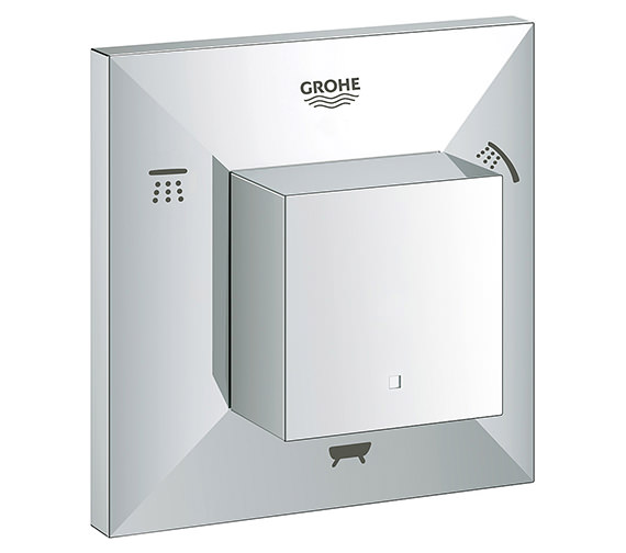 Grohe Spa Allure Brilliant 5-Way Diverter - 19798000