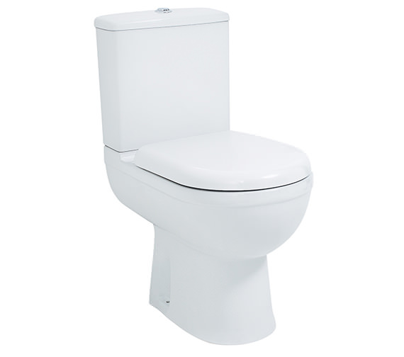 Phoenix Emma Comfort Height WC Pan And Fixings