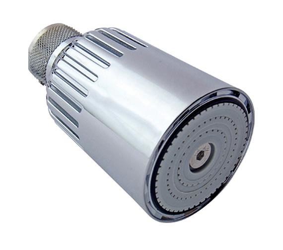Bristan Swivel Showerhead With Vandal Resistant Screw - 980505CPVR