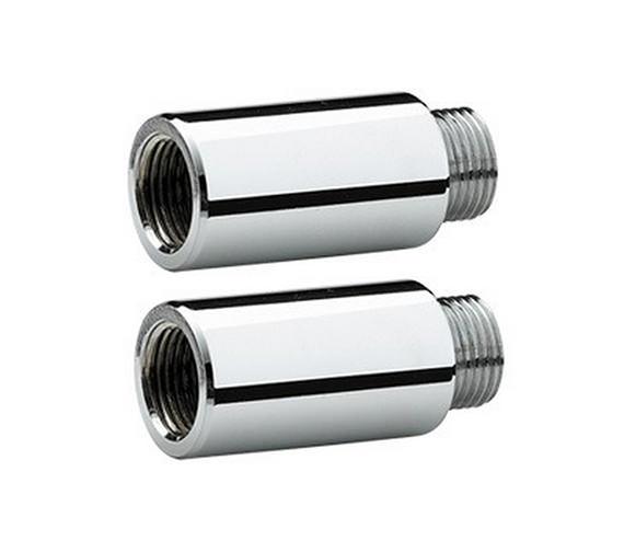 Bristan Extension Pipes For Bib Taps Chrome - BTE C