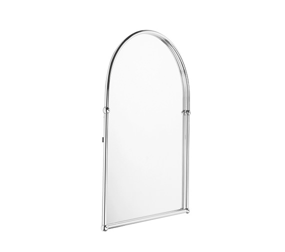 Bristan Solo Wall Hung Arched Mirror - SO MR C
