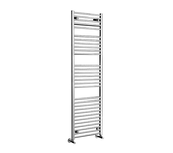 Phoenix Flavia Straight 24 Rails Chrome Towel Rail 600 x 1500mm -RA402