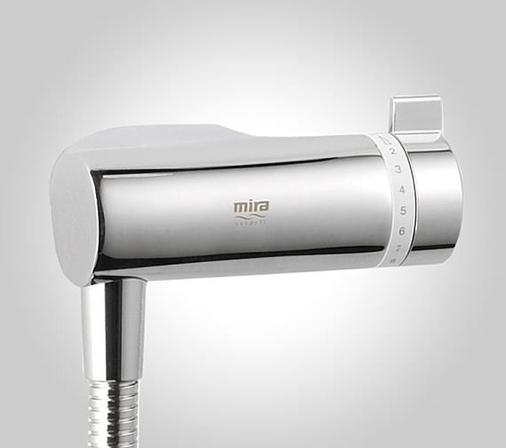 Additional image of Mira Agile S EV Thermostatic Shower Mixer Chrome - 1.1736.401
