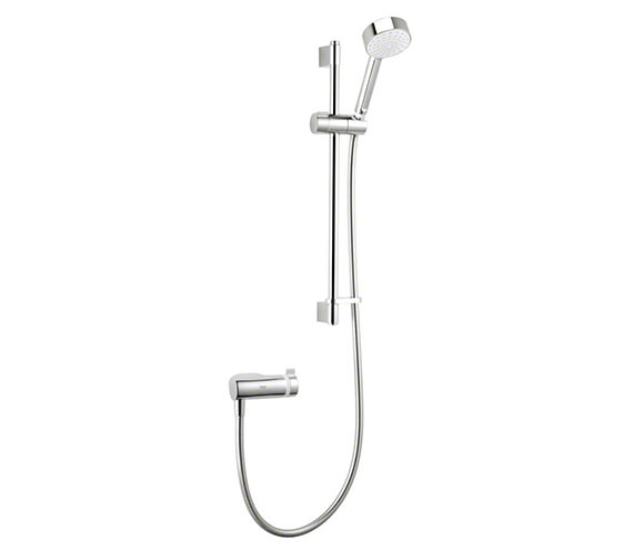 Mira Agile S Eco EV Thermostatic Shower Mixer Chrome - 1.1736.400
