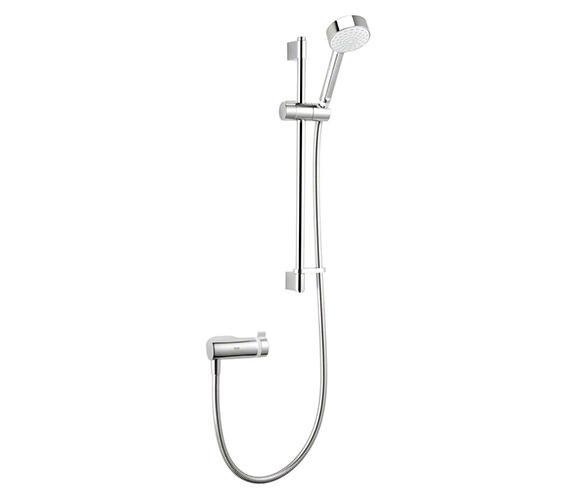 Mira Agile S Eco EV Thermostatic Shower Mixer Chrome - 1.1736.400