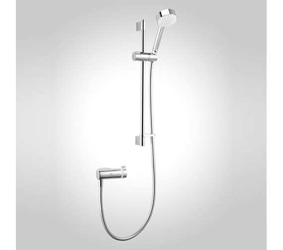 Mira Agile Eco EV Thermostatic Shower Mixer Chrome - 1.1736.422