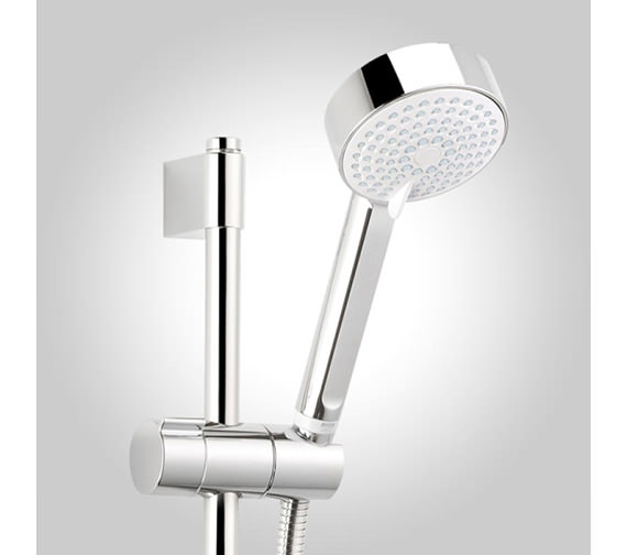Alternate image of Mira Agile Eco EV Thermostatic Shower Mixer Chrome - 1.1736.422