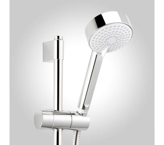 Alternate image of Mira Agile Eco EV Thermostatic Shower Mixer Chrome - 1.1736.422