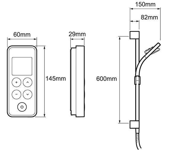 Technical drawing QS-V78654 / 1.1797.004