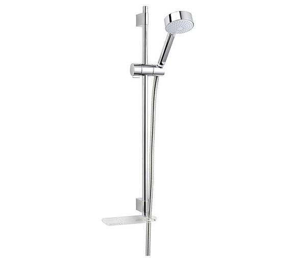 Mira Beat Bath Shower Mixer Fitting Kit Chrome - 2.1703.391