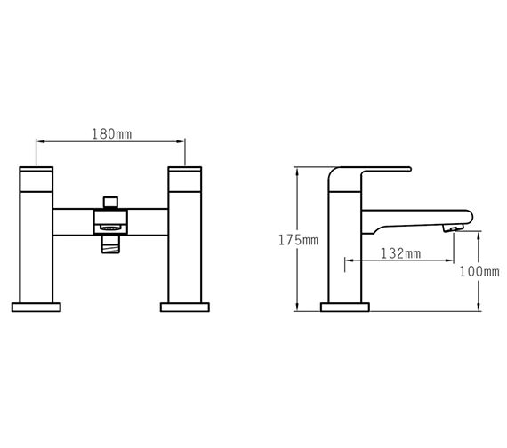 Technical drawing QS-V78996 / 41050