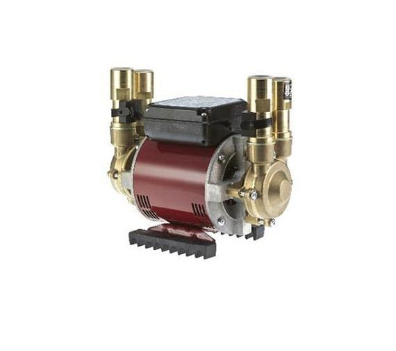 Tre Mercati Amazon STN-3.0 B Negative Twin Brass Shower Pump