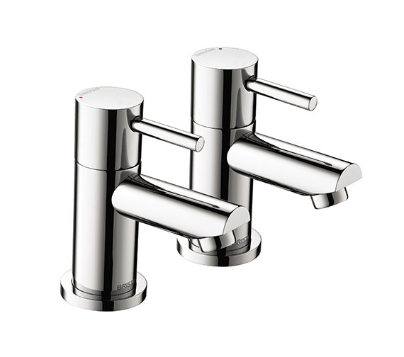 Bristan Blitz Basin Taps Chrome - BTZ 1-2 C