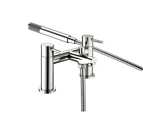 Bristan Blitz Bath Shower Mixer Tap Chrome - BTZ BSM C