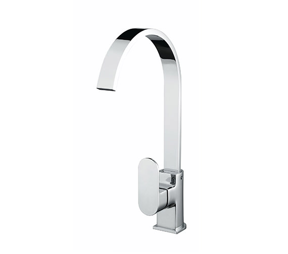 Bristan Cherry Easyfit Kitchen Sink Mixer Tap Chrome - CHR EFSNK C