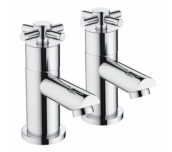 Bristan Decade Chrome Basin Tap - DX 1-2 C