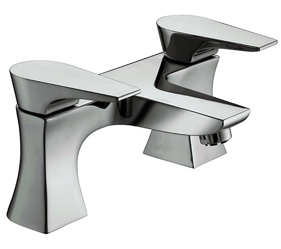 Bristan Hourglass Bath Filler Tap Chrome - HOU BF C