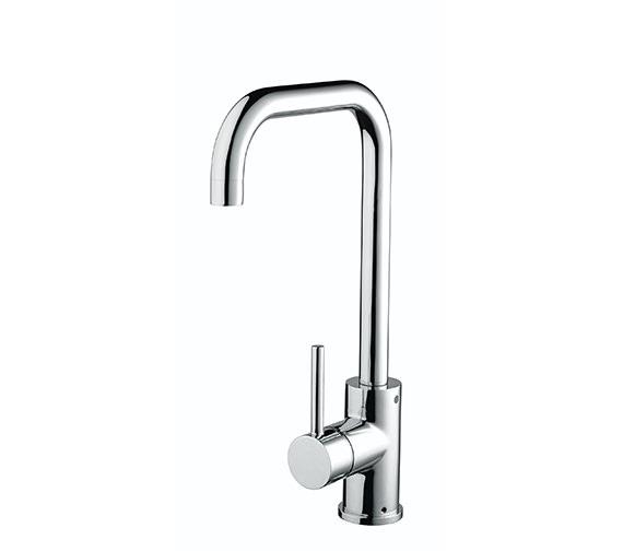 Bristan Lemon Easy Fit Monobloc Sink Mixer Tap Chrome - LMN EFSNK C