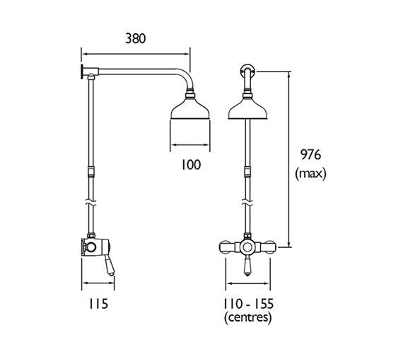Technical drawing QS-V79194 / KN2 SHXRR C