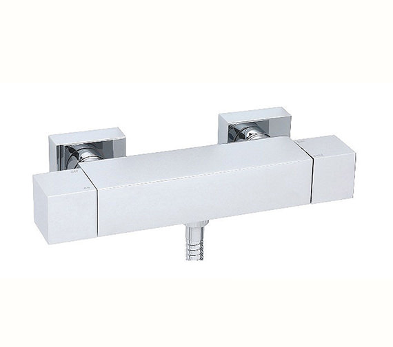 Tre Mercati Vespa Exposed Thermostatic Shower Valve Chrome - 83011