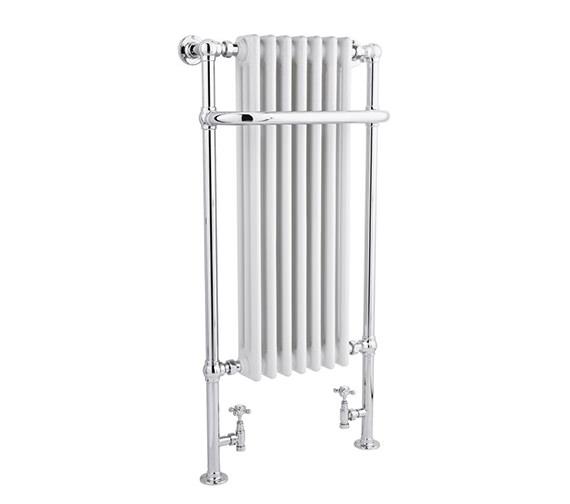 Hudson Reed Tall Marquis 553 x 1130mm Heated Towel Rail