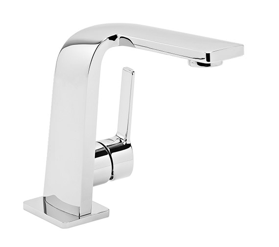 Roper Rhodes Poise Basin Mixer Tap With Click Waste Chrome