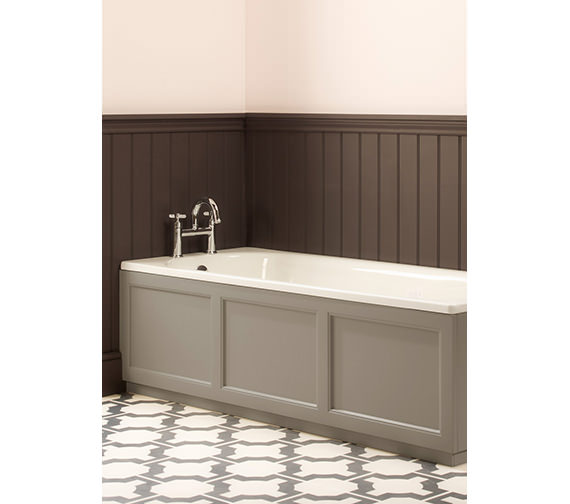 Roper Rhodes Hampton 1700mm Front Bath Panel Mocha