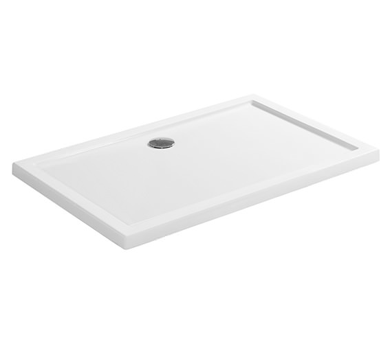 Simpsons Walk-In 35mm Acrylic Shower Tray