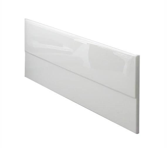 VitrA Economy White Front Bath Panel
