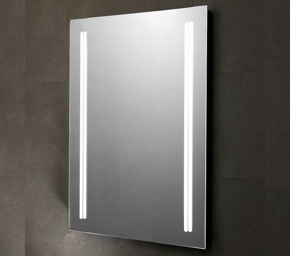 Tavistock Diffuse 530 x 730mm LED Backlit Illuminated Mirror - SLE520