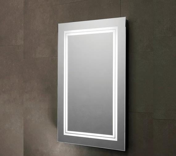 Tavistock Transmit 450 x 700mm LED Backlit Illuminated Mirror - SLE510