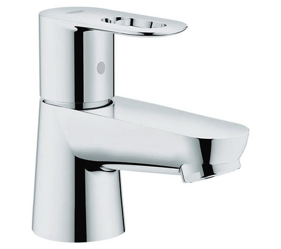 Grohe BauEdge 1-2 Inch Basin Tap Chrome - 20421000