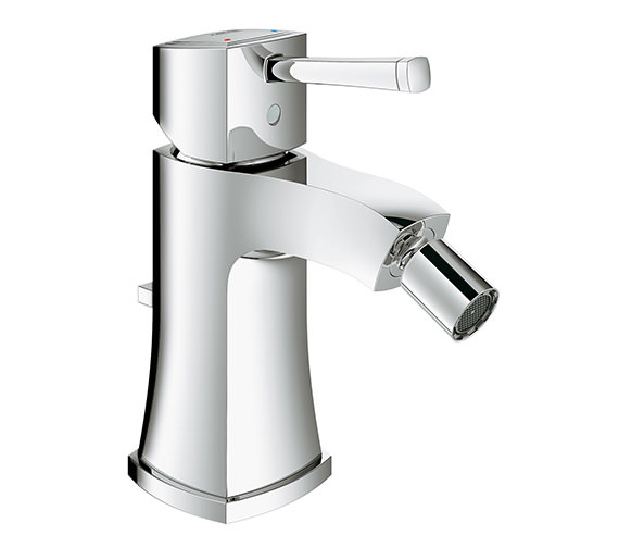 Grohe Spa Grandera Bidet Mixer Tap With Pop Up Waste Set