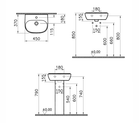Technical drawing QS-V79720 / 5631L003-0001