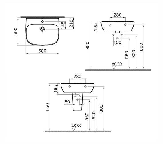 Technical drawing QS-V79729 / 5633L003-0001