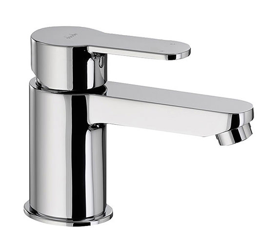 Abode Debut Monobloc Mini Basin Mixer Tap Chrome - AB1551