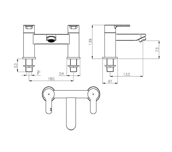 Technical drawing QS-V79759 / AB1556