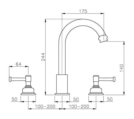 Technical drawing QS-V79787 / AB1709