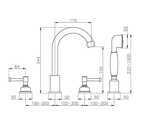 Technical drawing QS-V79788 / AB1711